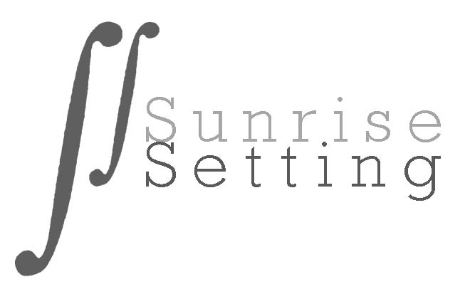 Copy-editing – Welcome to Sunrise Setting